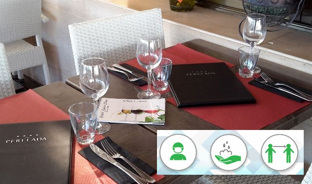 Restaurant security measures COVID